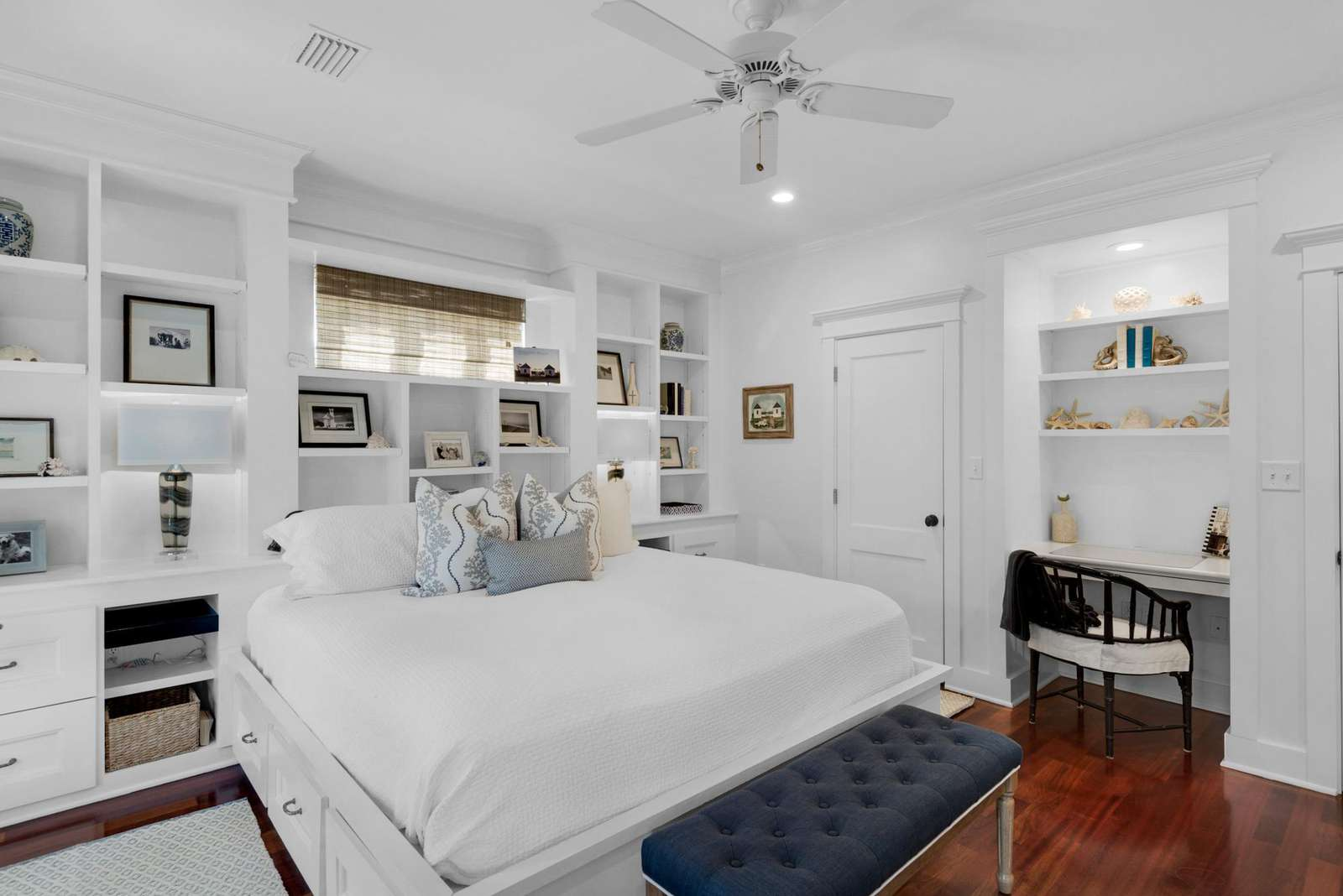 Master King Bedroom with Adjoining Bath
