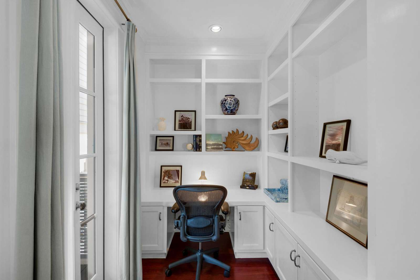Private Office Area