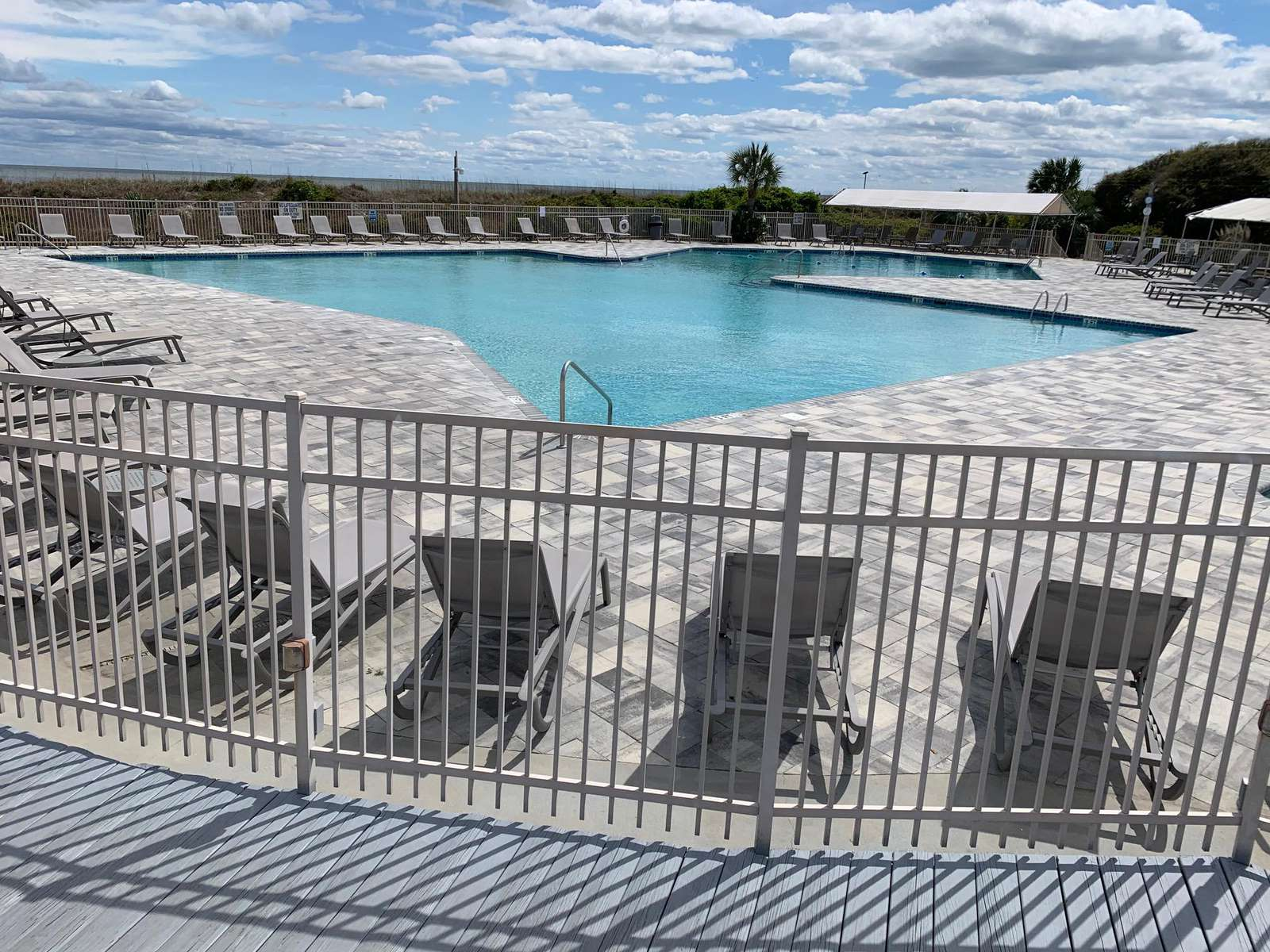 Largest Beachfront Pool on Hilton Head