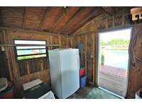 The Boat House offers a full size bait freezer or pre-freeze your catch for the return trip home. thumb