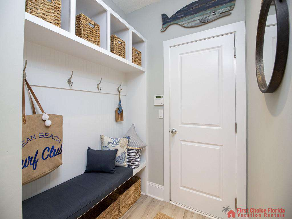 Seaside Retreat - Mud Room