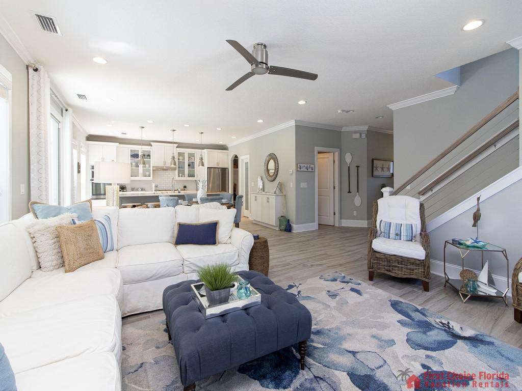 Seaside Retreat - Open Concept