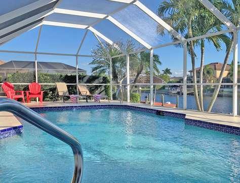Villa Chiquita - Pool - Boat Dock - Southern Exposure