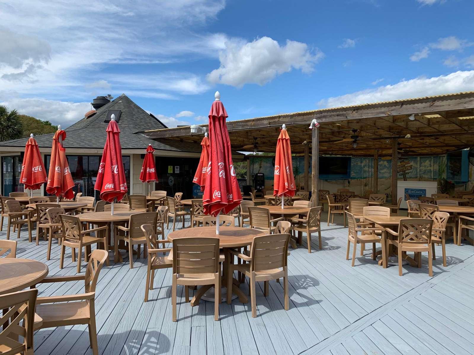 Beach Bar and Cafe