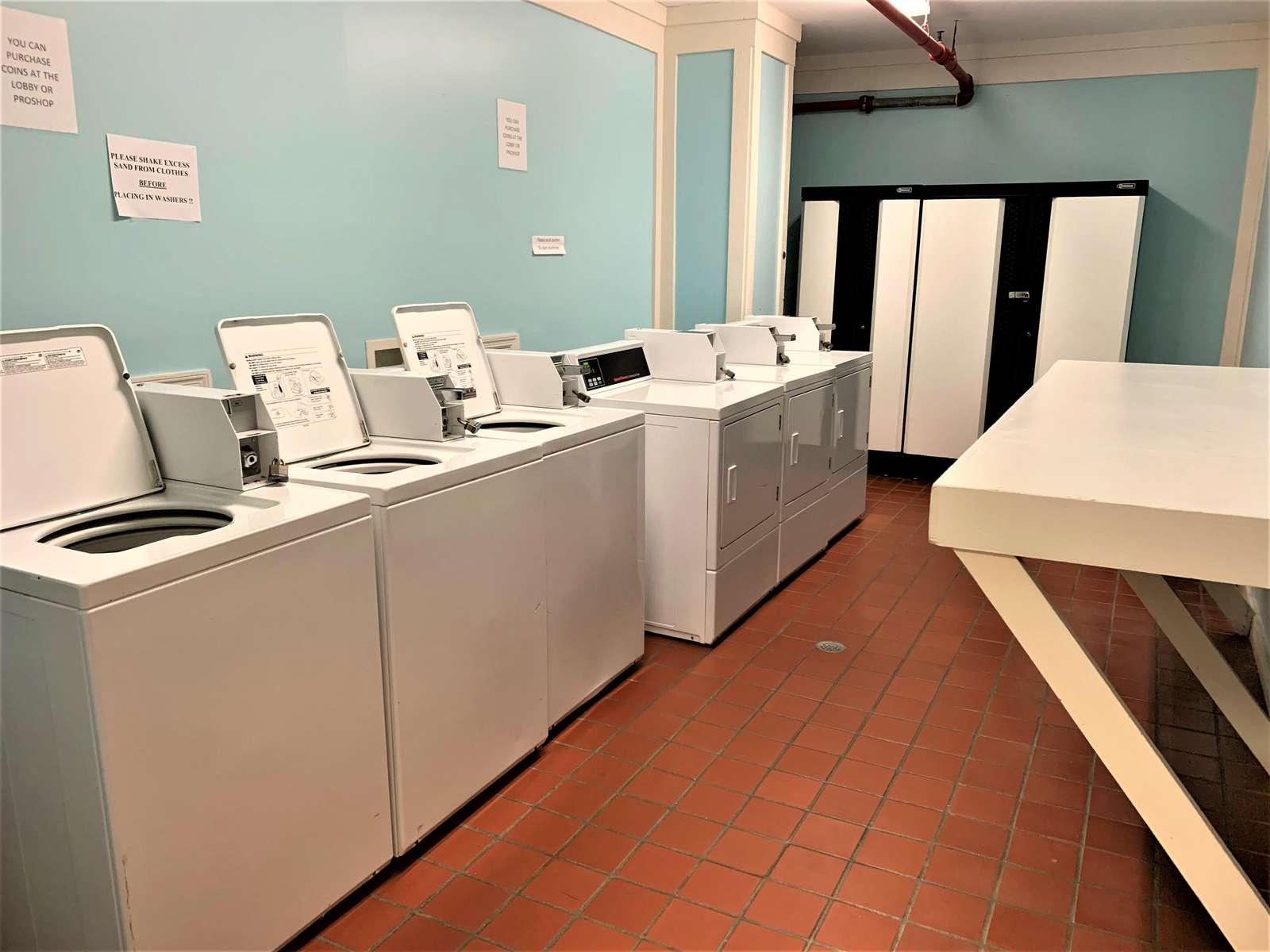 Laundry Room on 2nd floor