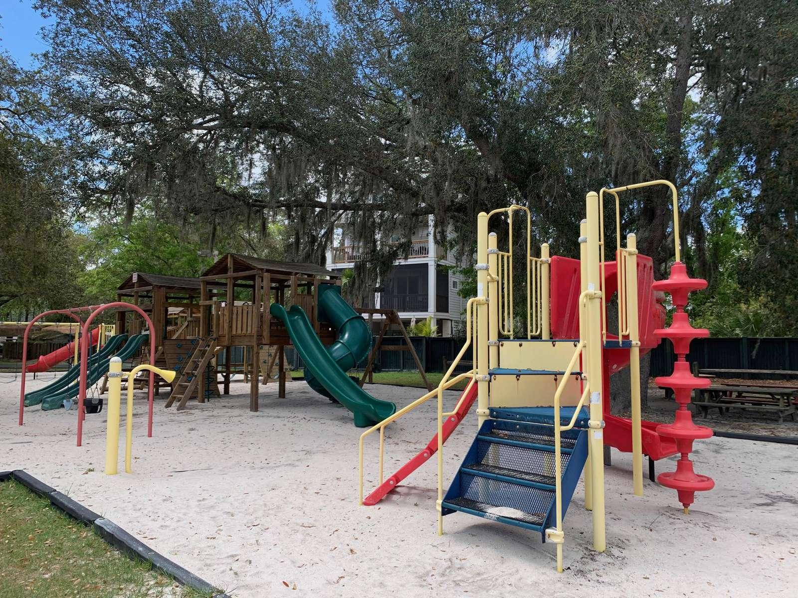 Playground at the Resort