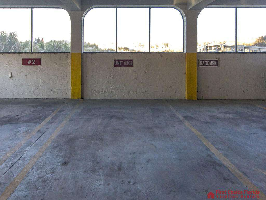 See Ray Shores - Parking Garage Space