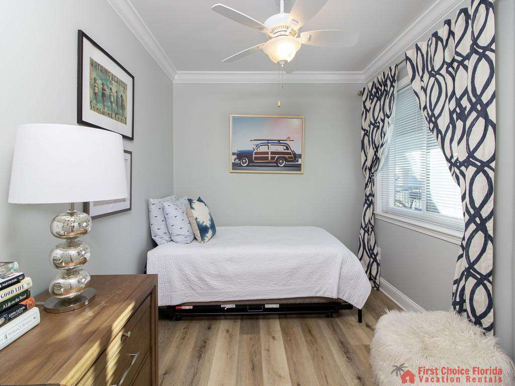 See Ray Shores - Guest Twin trundle Bedroom