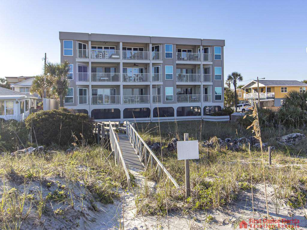 See Ray Shores - Building from Oceanside