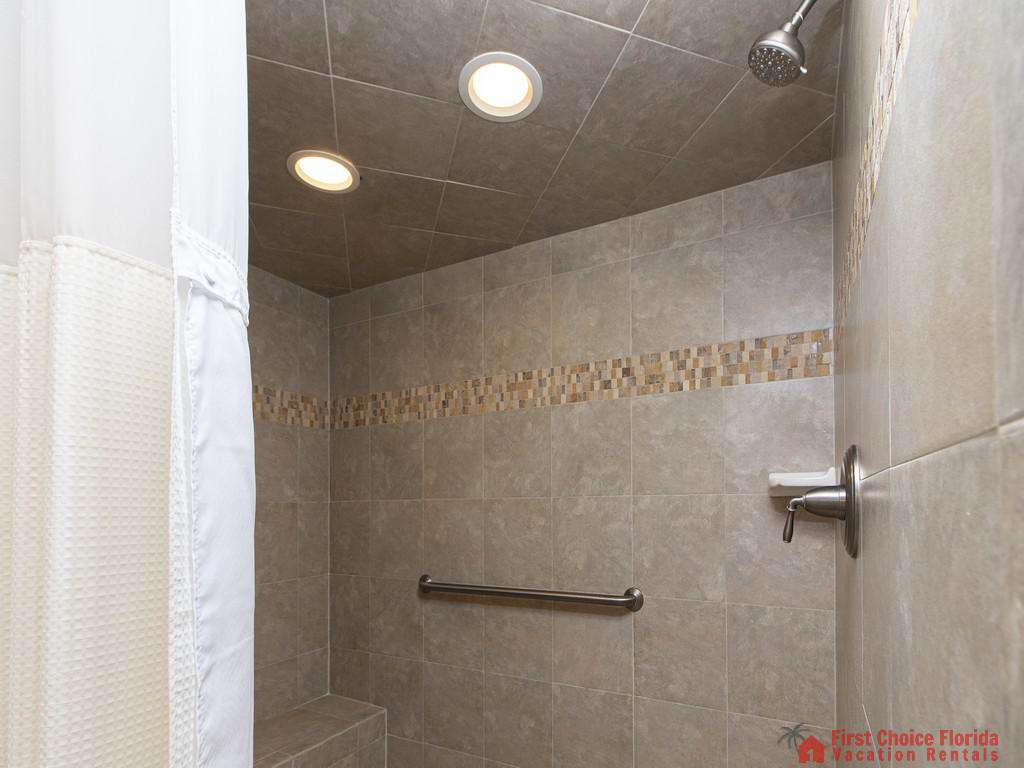 See Ray Shores - Master Bath w/ walk-in/roll-in shower