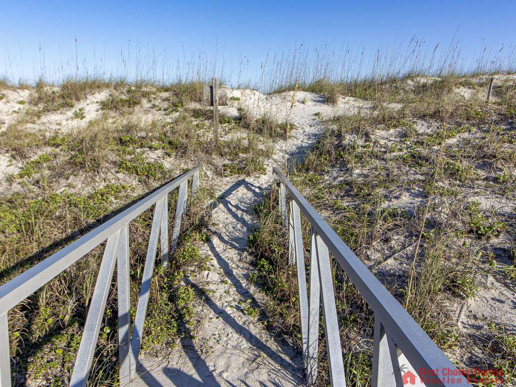 See Ray Shores - Beach Walkway