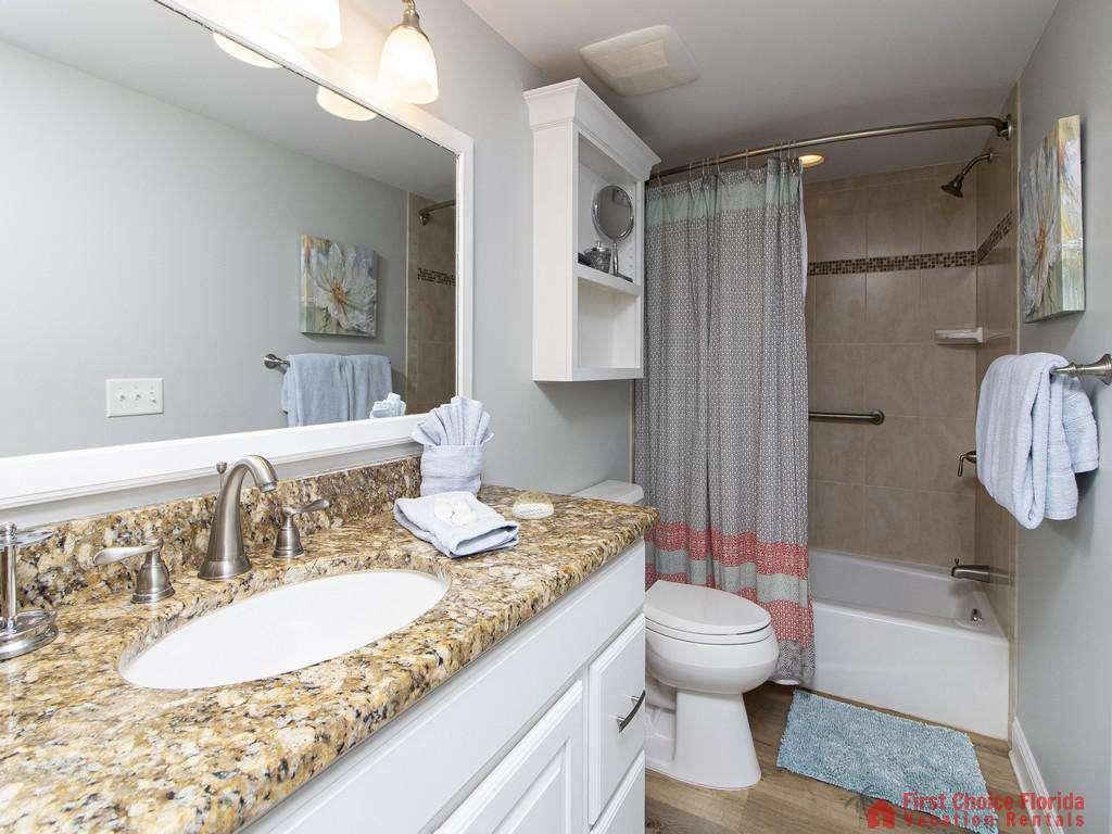 See Ray Shores - Guest Bathroom