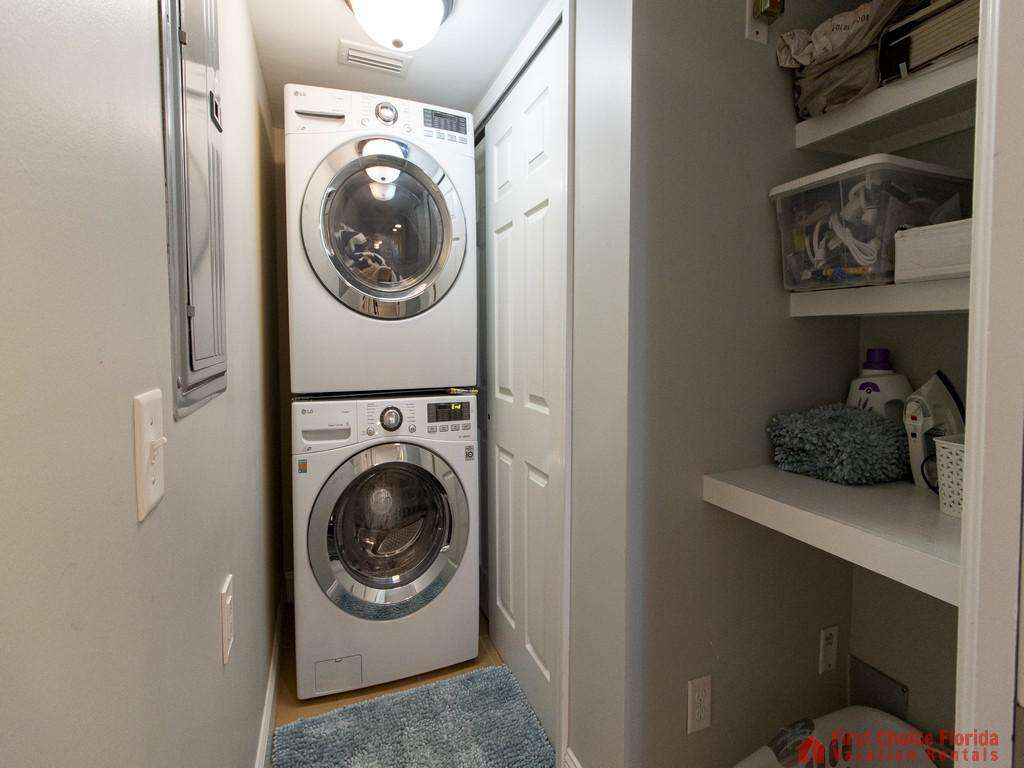 See Ray Shores - Washer/Dryer