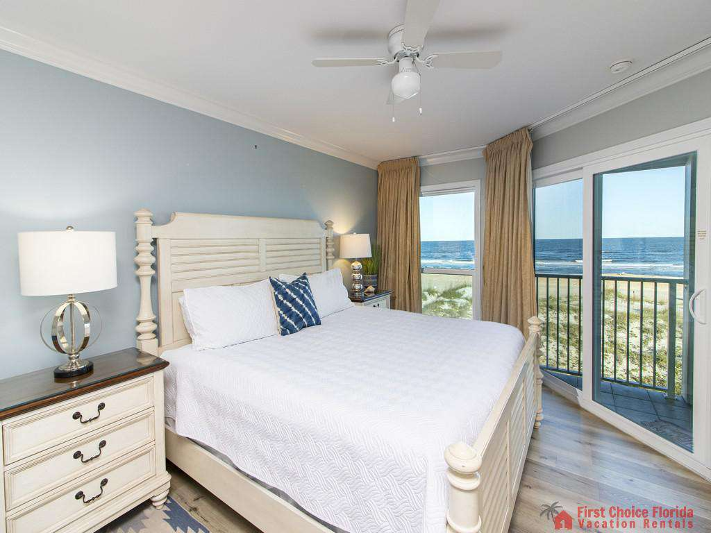 See Ray Shores - Master Bedroom w/ Spectacular Oceanfront Views