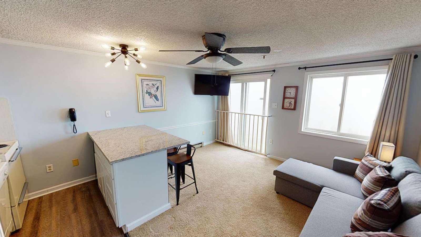Unit 260 (1BR 1BA), ski in/out deluxe condo, free WI-FI and parking - property