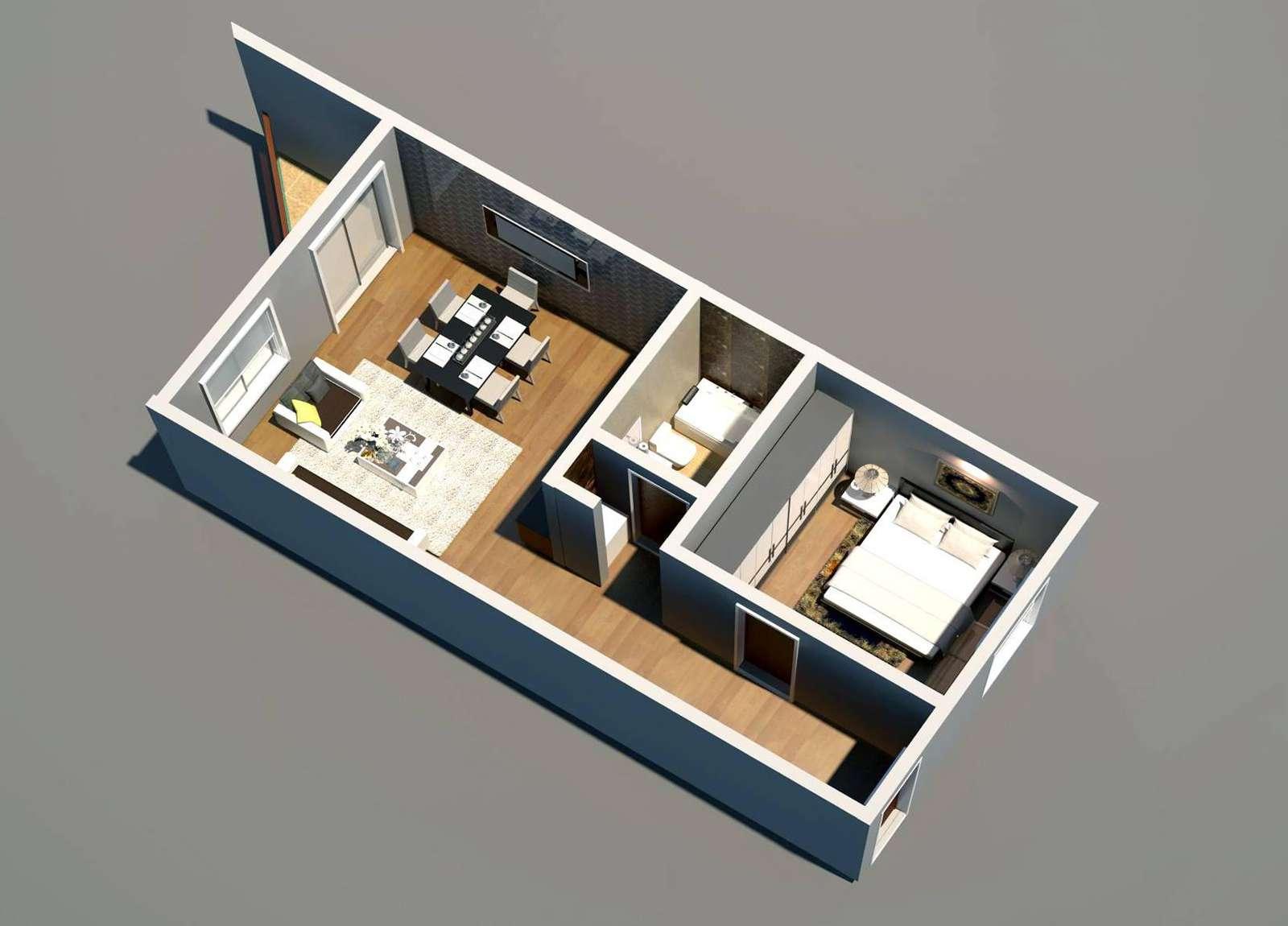 Unit set up design