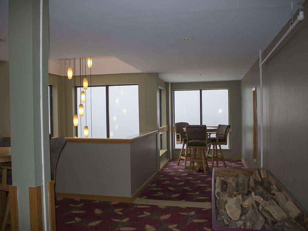 Another view of the lobby area