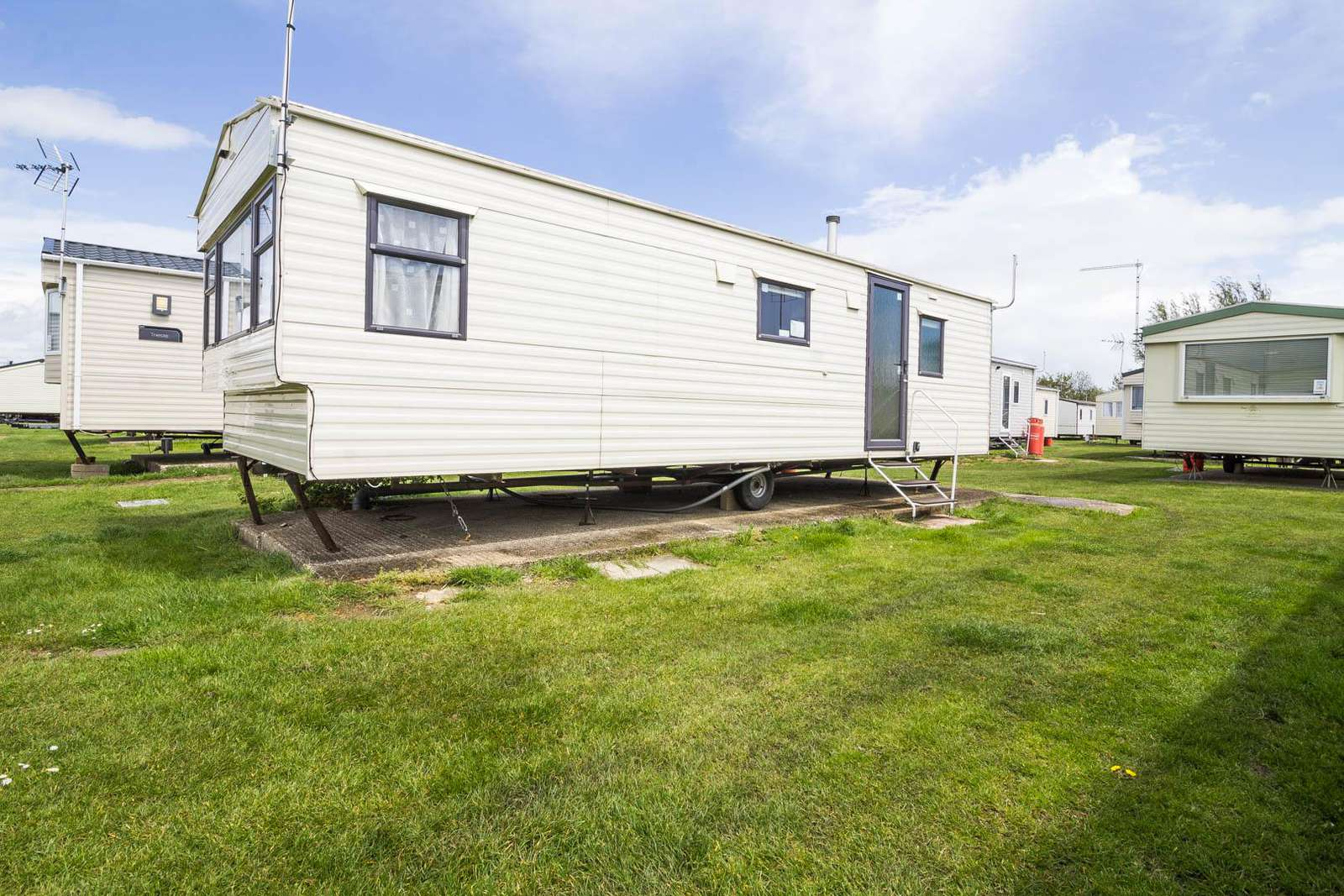 29019G – G area, 2 bed, 6 berth caravan. Sapphire rated. - property