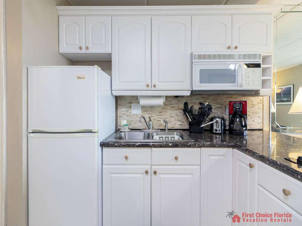 Beachers Lodge 120 - Kitchen