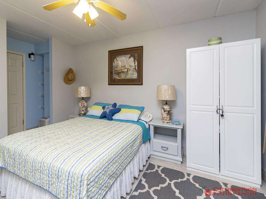 Beachers Lodge 120 - Bedroom