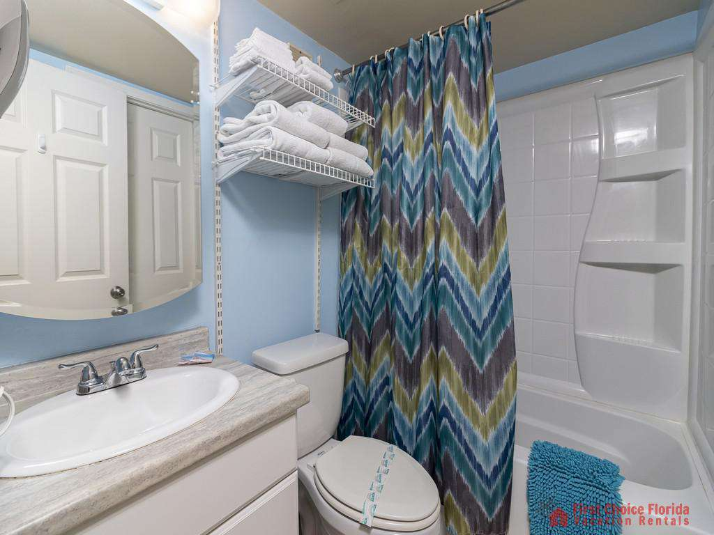 Beachers Lodge 120 - Bathroom