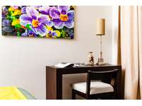 Desk area, guest bedroom, guest house thumb