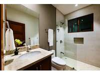 Guest bathroom, walk in shower thumb