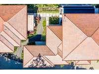 Aerial view of Casa Vistas thumb