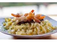 Gracia Restaurant, seafood pasta and more! thumb