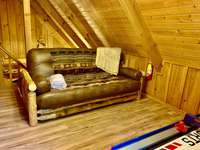 Queen Futon in Loft thumb