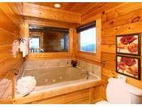 Jacuzzi Tub in Loft Bathroom thumb