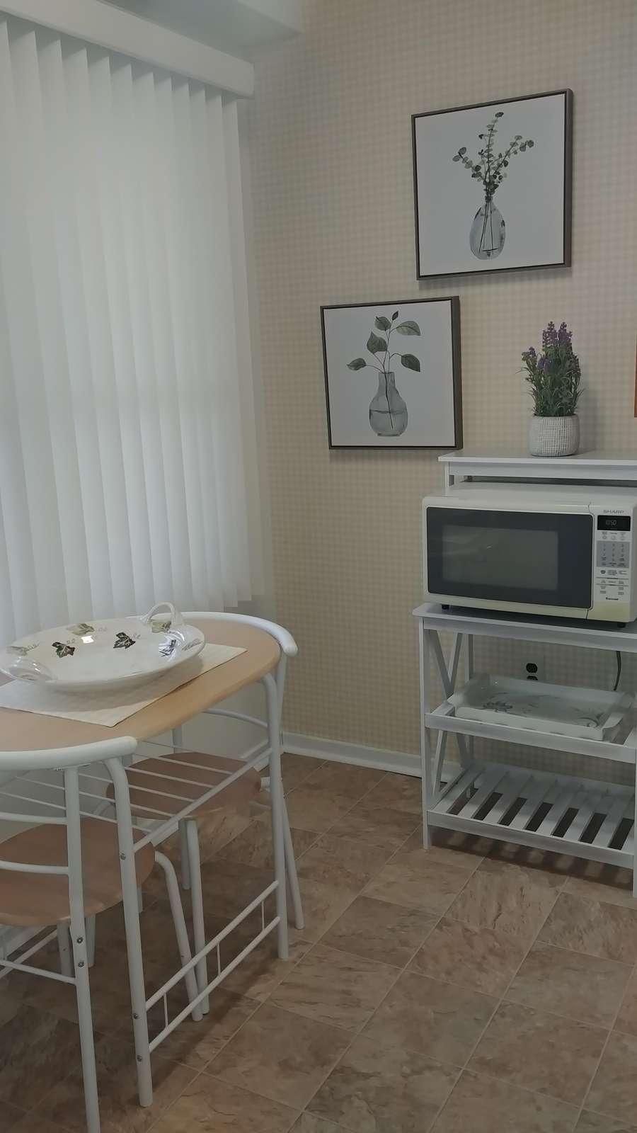 kitchen/bistro set