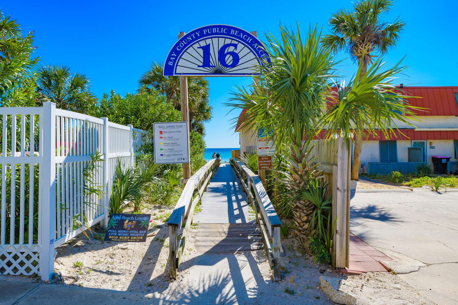 Beach Access #16 will be your new best friend!
