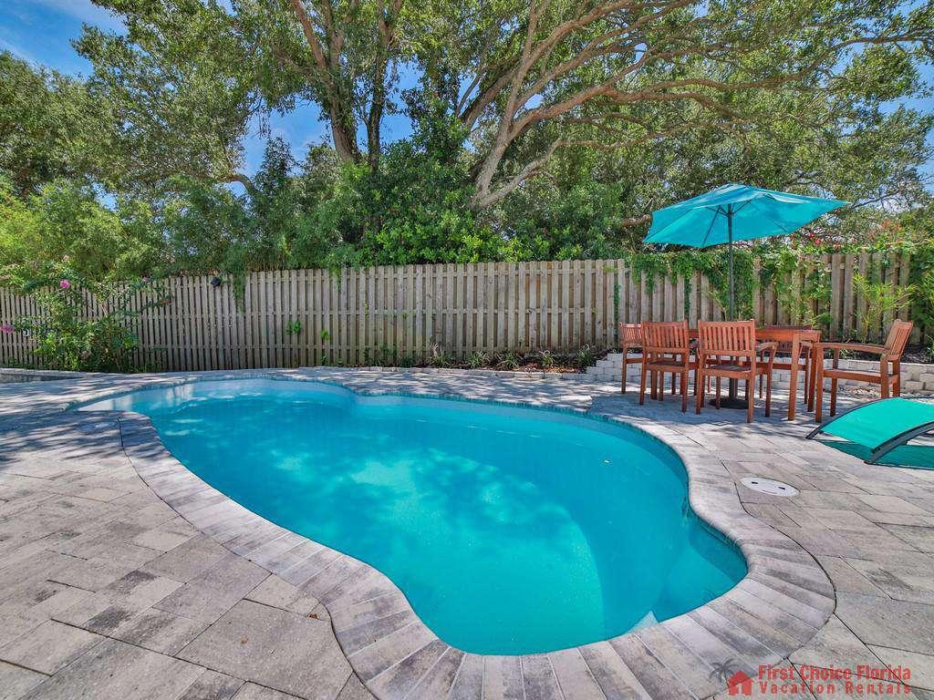 Shore Happy Pool Area - property