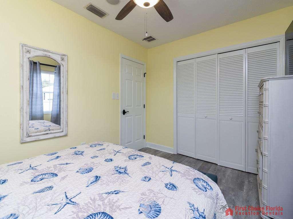 CD Beach House - Guest Bedroom