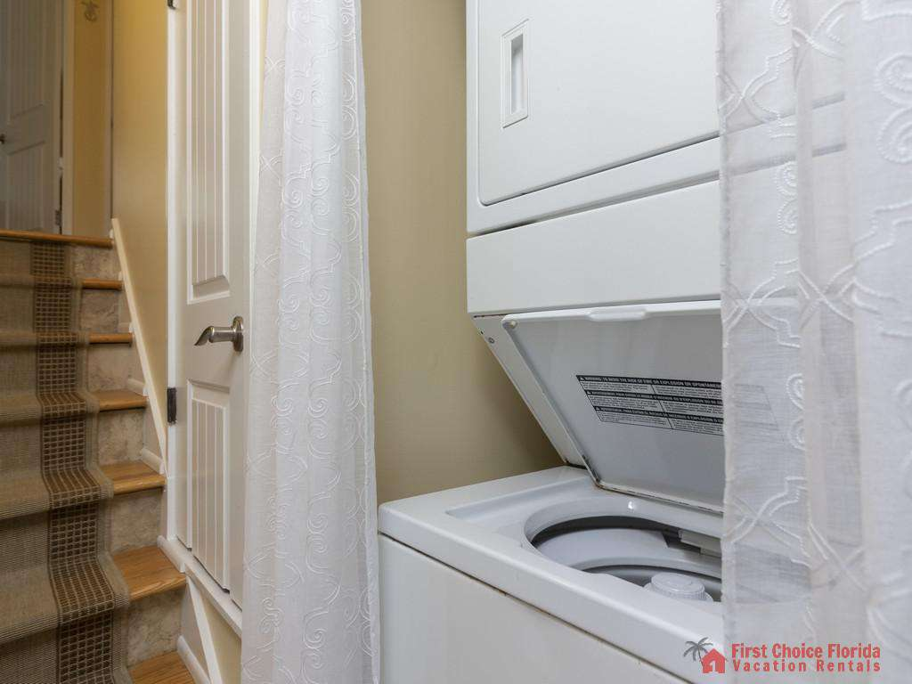 Sea Matanzas 4 - Washer/Dryer
