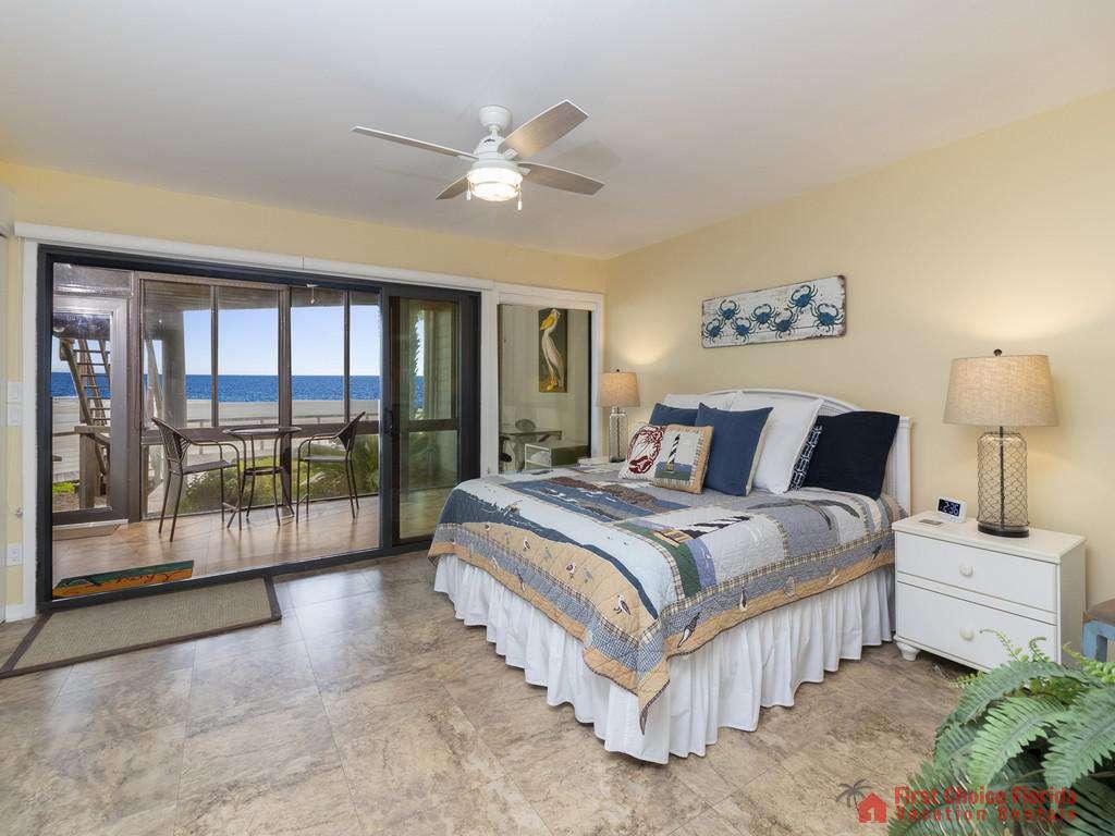 Sea Matanzas 4 - Master Bedroom with Views