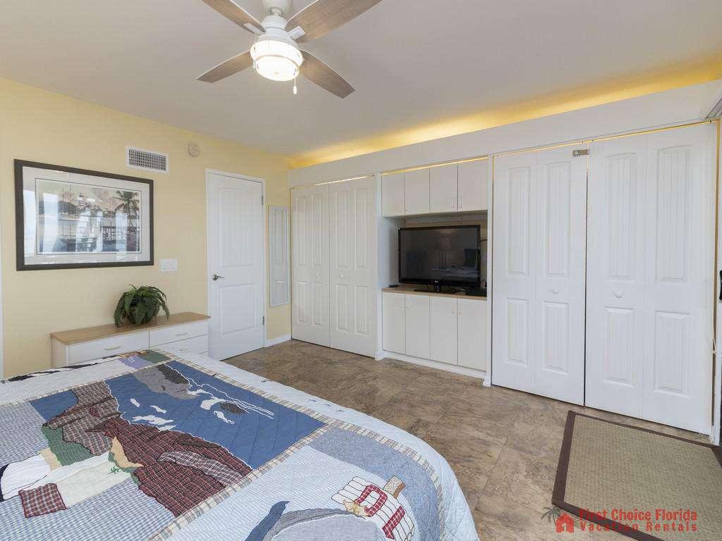 Sea Matanzas 4 - Master Bedroom