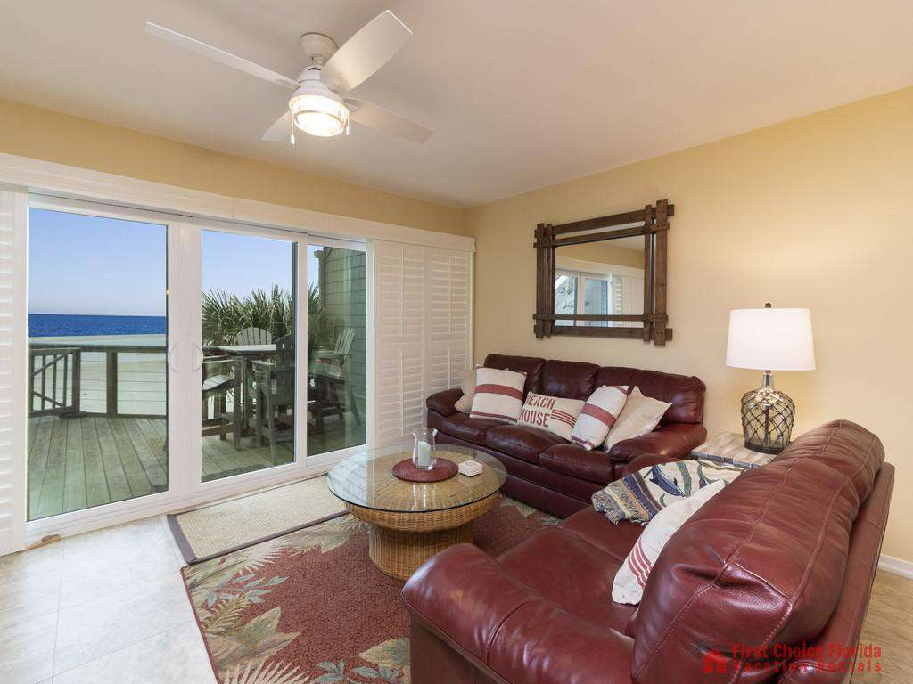 Sea Matanzas 4 - Living Room
