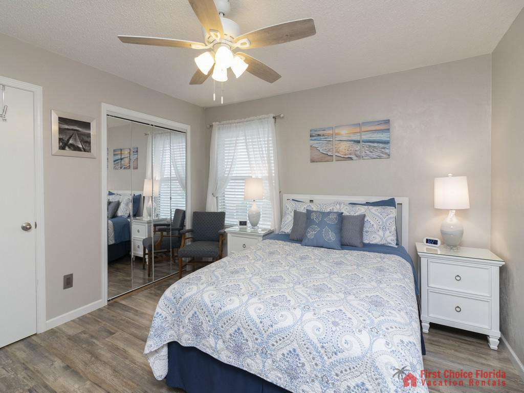 Tarpon Run 35 - Master Bedroom