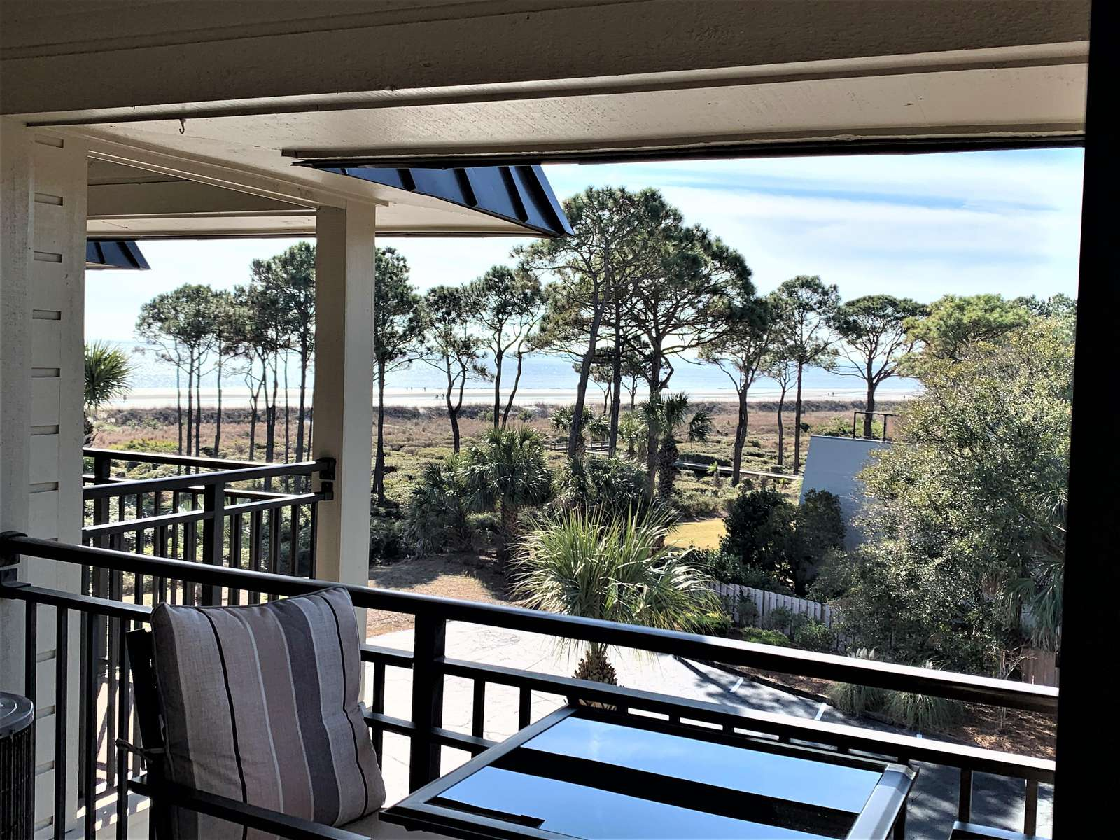 Views of the Ocean from the Livingroom