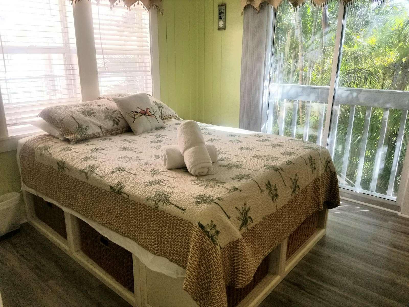 East side bedroom