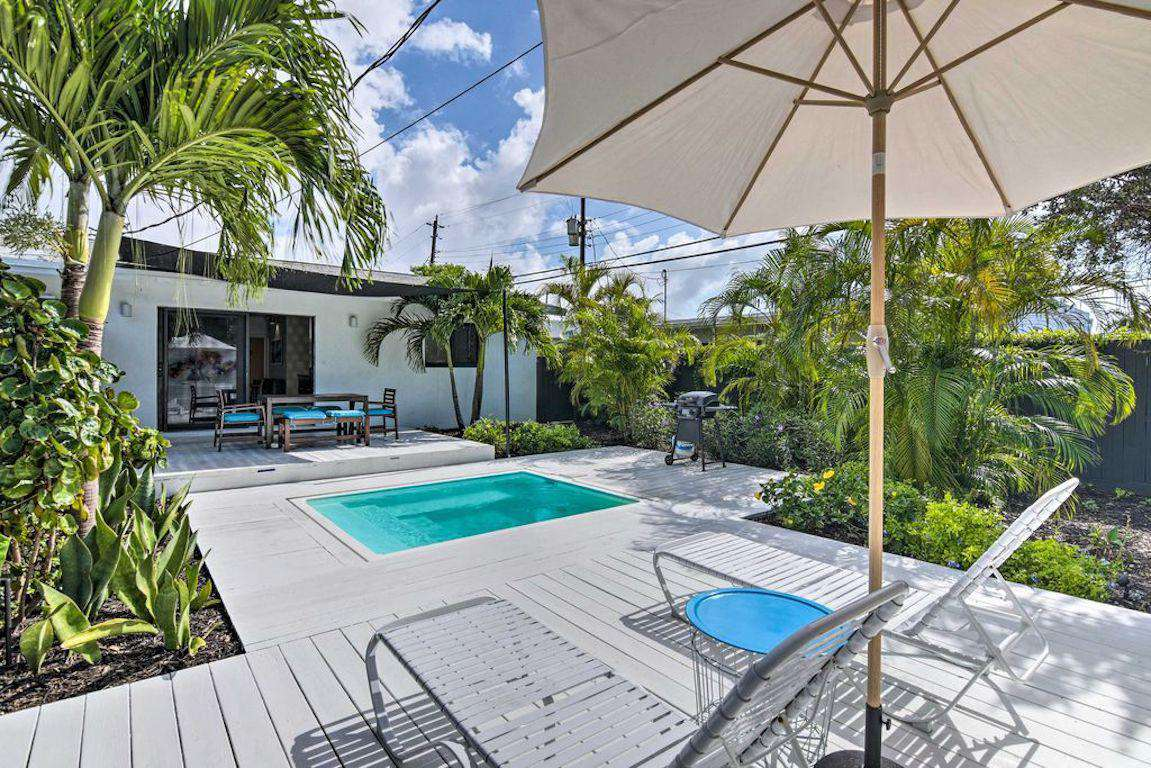 Resort Like Setting - property