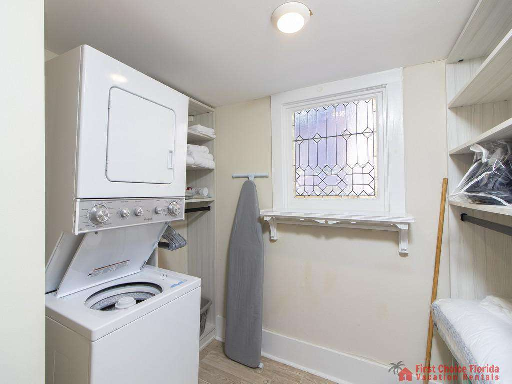 50 St. Francis Street - Washer and Dryer