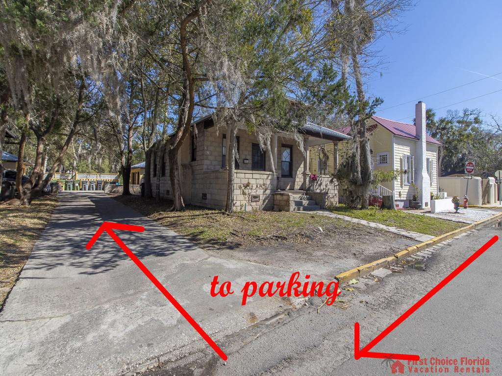 50 St. Francis Street - Reserved Parking for One Vehicle