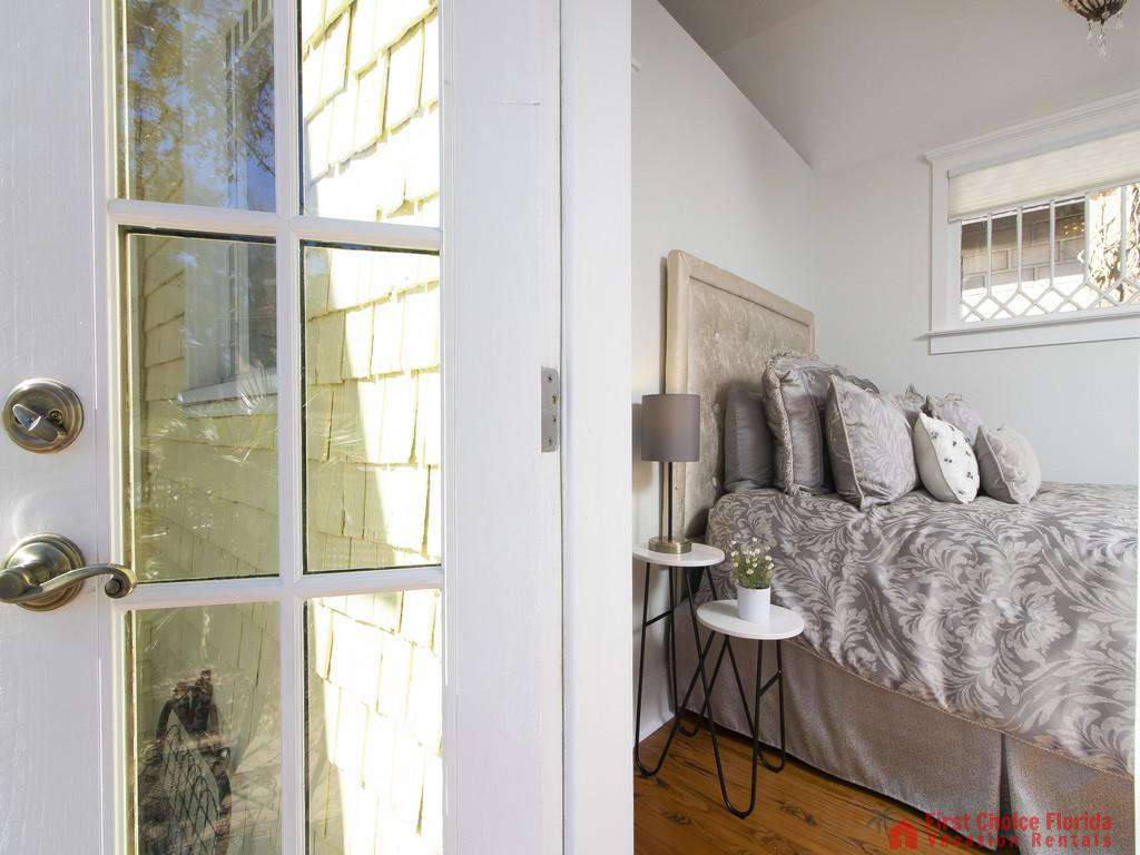 50 St. Francis Street -  Bedroom