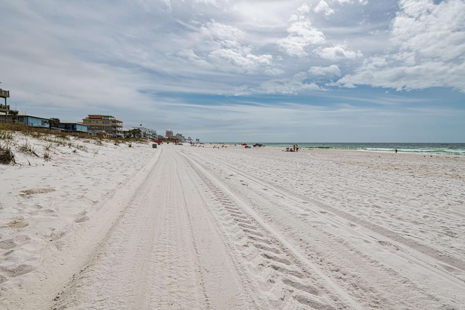 Take a morning beach stroll!