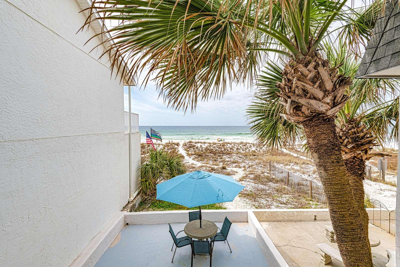 Experience true beach style living!