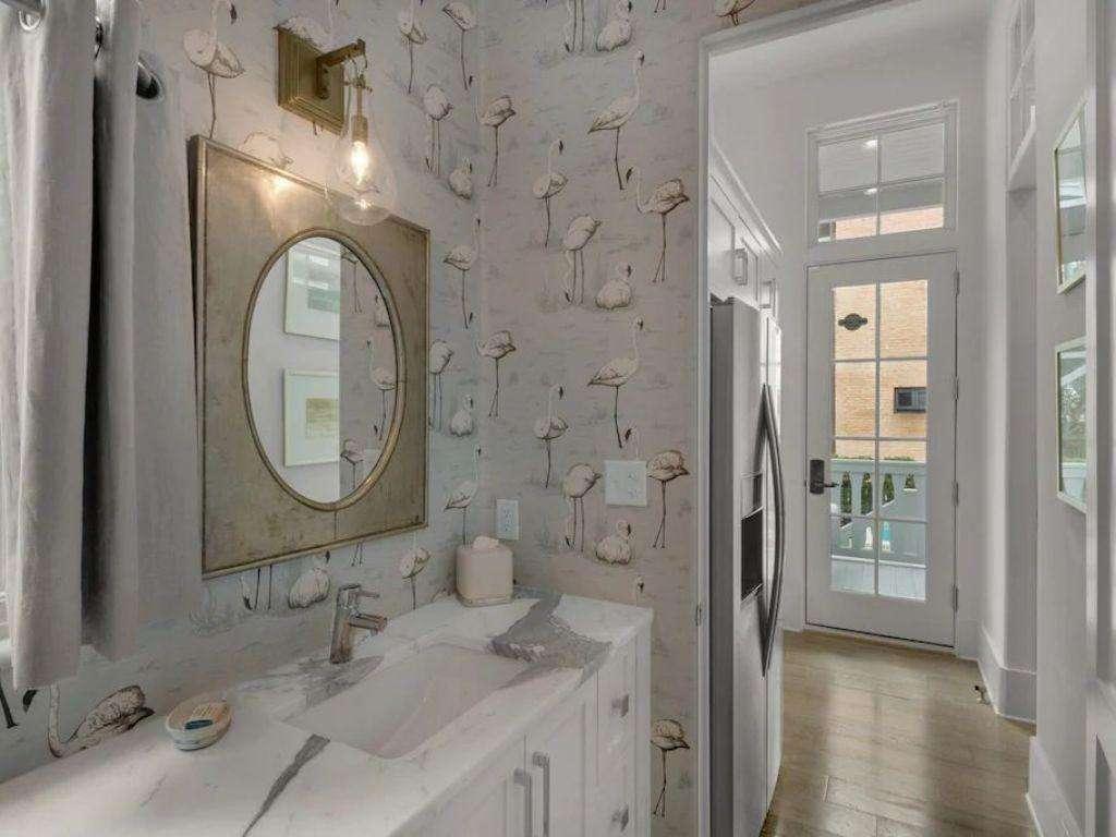Half Bath First Floor