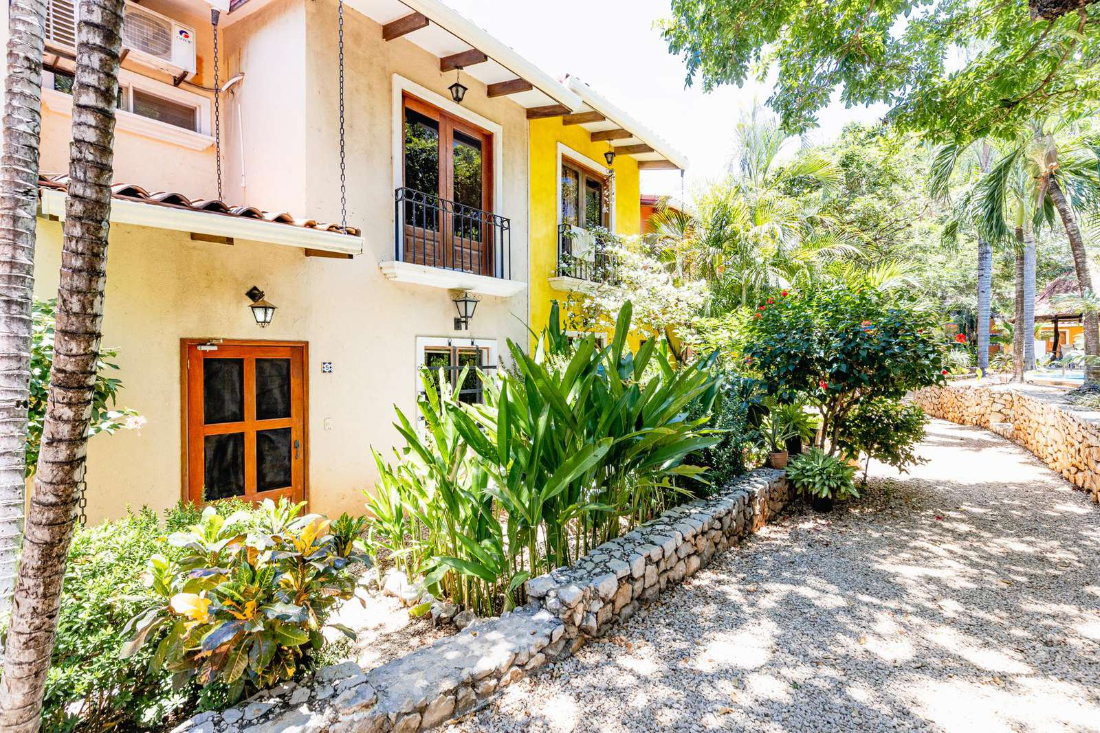 Pueblo del mar #5, a 2 Bedroom, 2 bath town home in Tamarindo